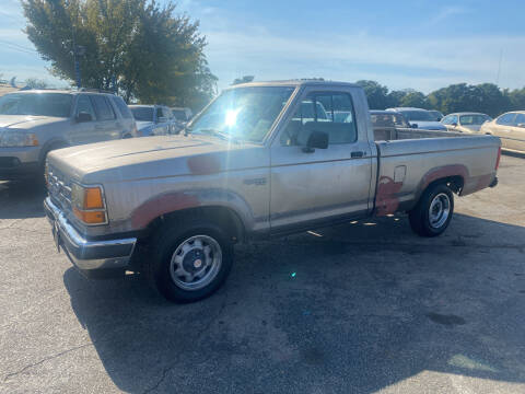 1990 Ford Ranger for sale at Dave-O Motor Co. in Haltom City TX