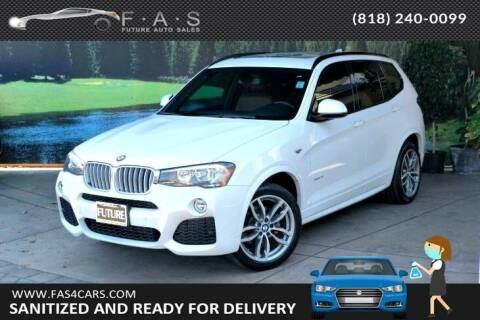 2017 BMW X3 for sale at Best Car Buy in Glendale CA