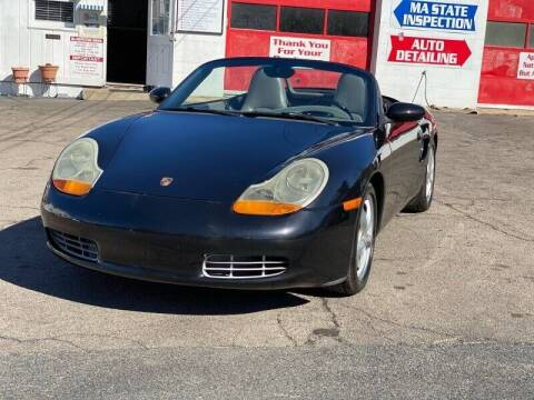 2002 Porsche Boxster for sale at Milford Automall Sales and Service in Bellingham MA