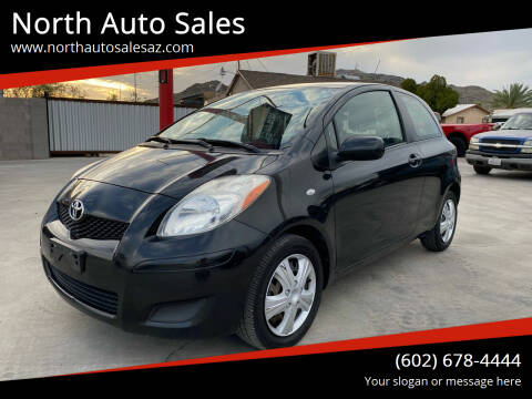 2010 Toyota Yaris for sale at North Auto Sales in Phoenix AZ
