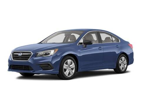 2018 Subaru Legacy for sale at Jensen's Dealerships in Sioux City IA