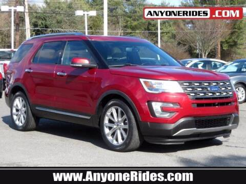 2016 Ford Explorer for sale at ANYONERIDES.COM in Kingsville MD