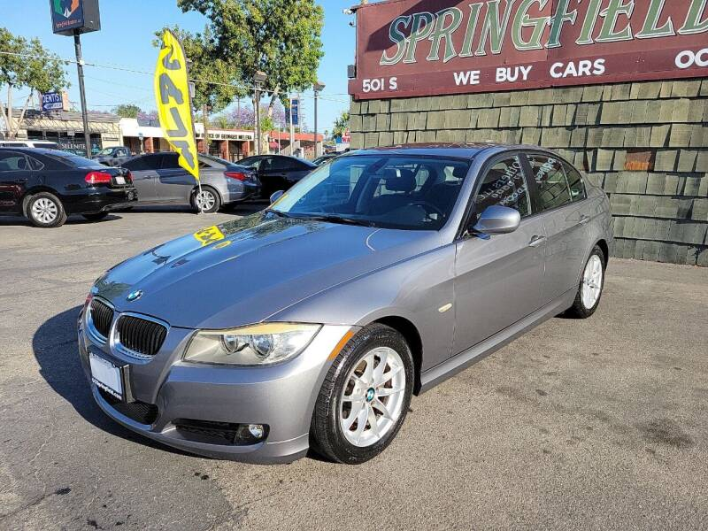 2010 BMW 3 Series for sale at SPRINGFIELD BROTHERS LLC in Fullerton CA