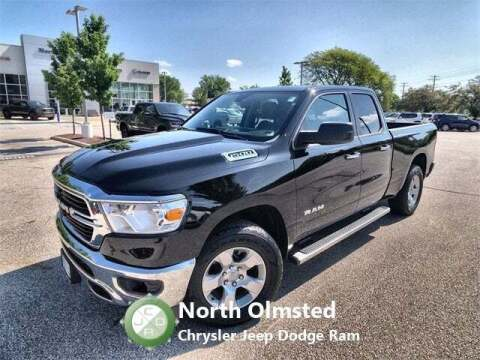 2019 RAM Ram Pickup 1500 for sale at North Olmsted Chrysler Jeep Dodge Ram in North Olmsted OH