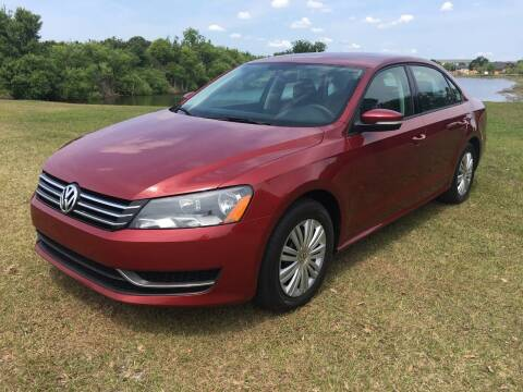 2015 Volkswagen Passat for sale at Auto 7 USA, LLC in Orlando FL