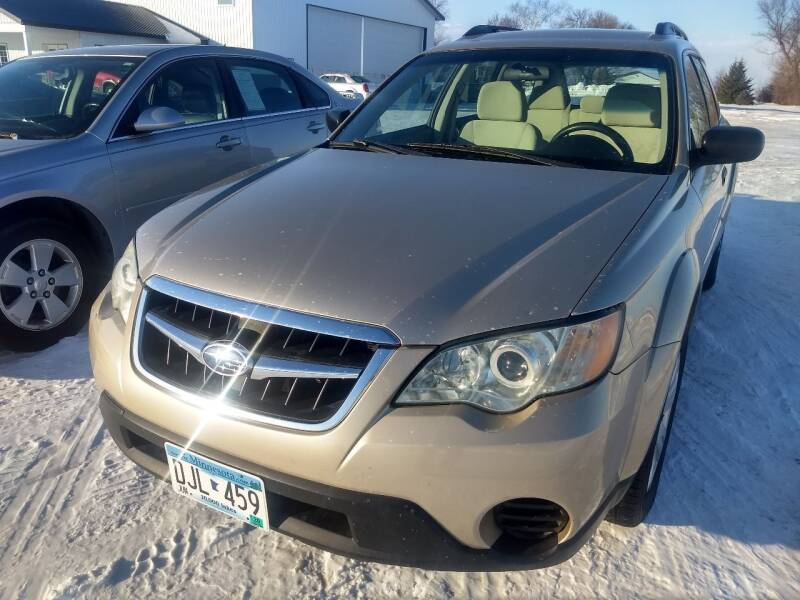 2008 Subaru Outback for sale at RDJ Auto Sales in Kerkhoven MN
