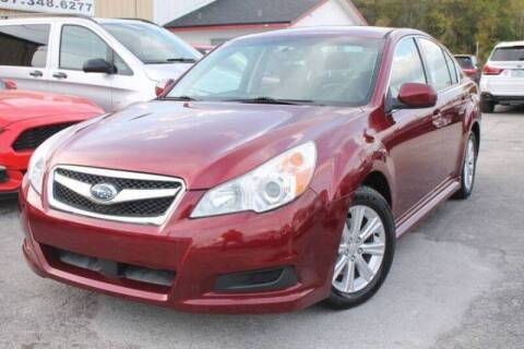 2012 Subaru Legacy for sale at Mars auto trade llc in Kissimmee FL