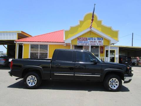 2005 Chevrolet Silverado 1500 for sale at Mission Auto & Truck Sales, Inc. in Mission TX