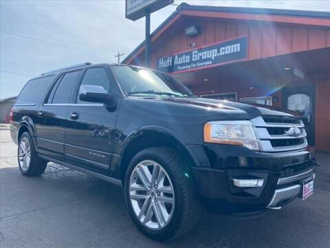 2017 Ford Expedition EL for sale at HUFF AUTO GROUP in Jackson MI