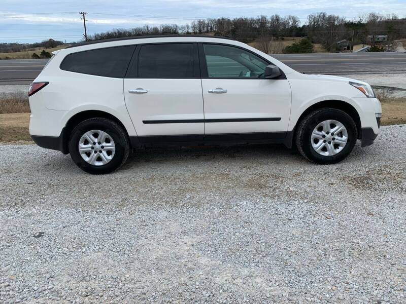 2013 Chevrolet Traverse for sale at Steve's Auto Sales in Harrison AR