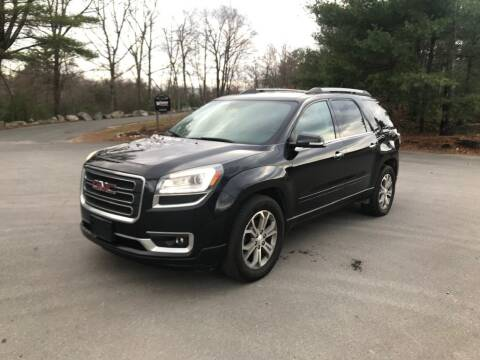 2015 GMC Acadia for sale at Nala Equipment Corp in Upton MA