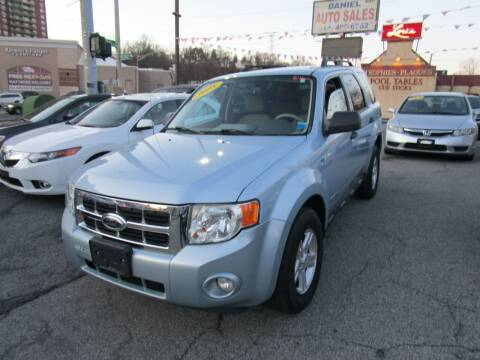 2008 Ford Escape Hybrid for sale at Daniel Auto Sales in Yonkers NY