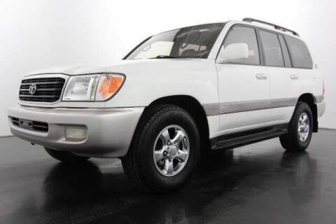 1999 Toyota Land Cruiser for sale at 4X4 Rides in Hagerstown MD