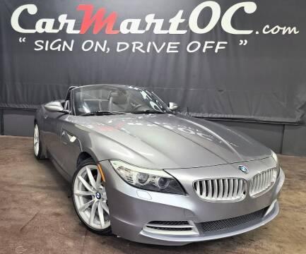 2011 BMW Z4 for sale at CarMart OC in Costa Mesa, Orange County CA