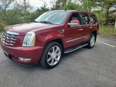 2010 Cadillac Escalade for sale at Westford Auto Sales in Westford MA