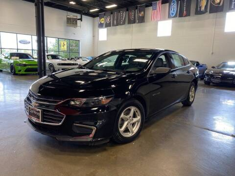 2016 Chevrolet Malibu for sale at CarNova in Sterling Heights MI