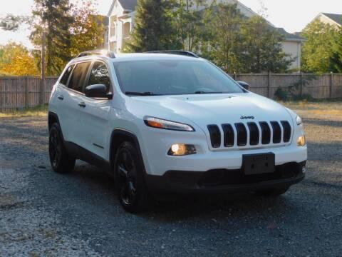 2016 Jeep Cherokee for sale at Prize Auto in Alexandria VA