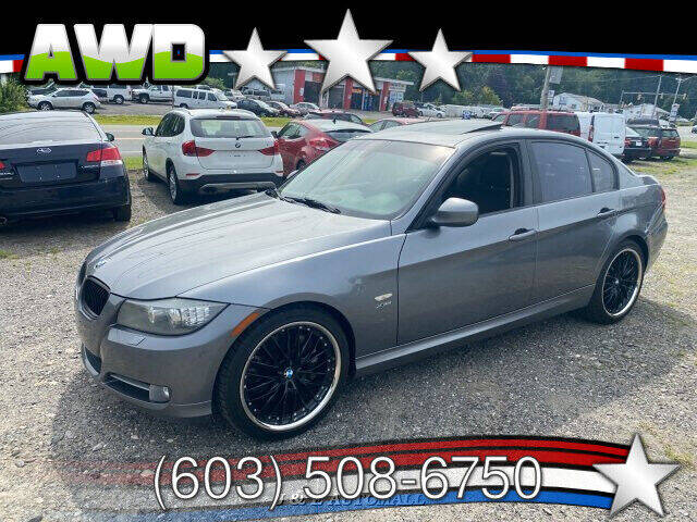 2011 BMW 3 Series for sale at J & E AUTOMALL in Pelham NH