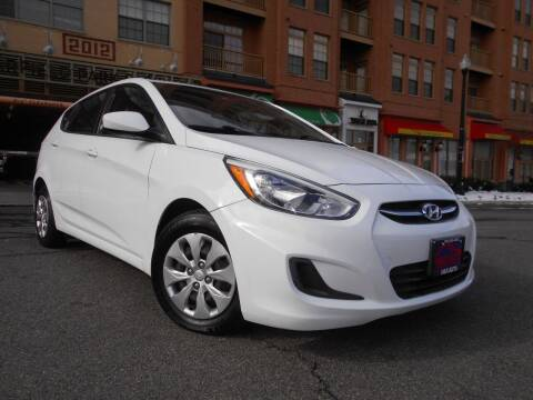2015 Hyundai Accent for sale at H & R Auto in Arlington VA