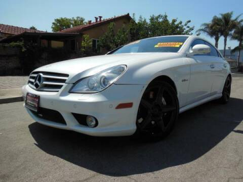2008 Mercedes-Benz CLS for sale at Top Notch Auto Sales in San Jose CA
