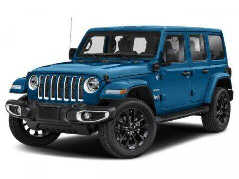 2021 Jeep Wrangler Unlimited for sale in Springfield, TN