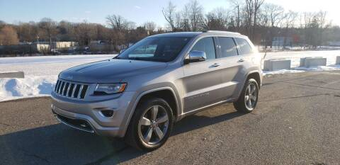 2014 Jeep Grand Cherokee for sale at JRB Automotive LLC in Rochester MI