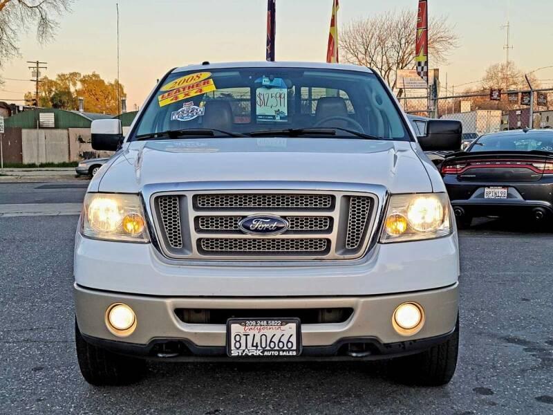 2008 Ford F-150 for sale at Stark Auto Sales in Modesto CA