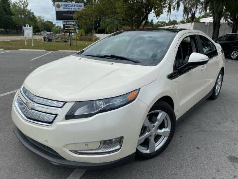2012 Chevrolet Volt for sale at CHECK  AUTO INC. in Tampa FL