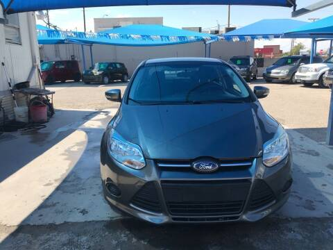 2013 Ford Focus for sale at Autos Montes in Socorro TX