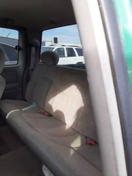2000 Chevrolet Silverado 1500 for sale at Potter Motors Conway in Conway AR