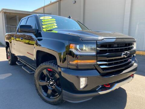 2018 Chevrolet Silverado 1500 for sale at Xtreme Truck Sales in Woodburn OR