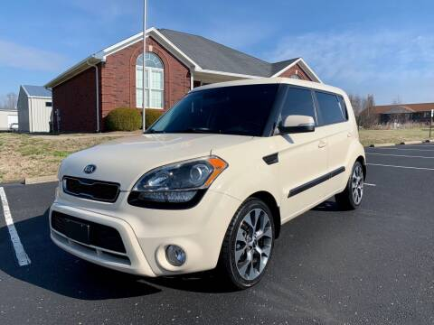 2013 Kia Soul for sale at HillView Motors in Shepherdsville KY