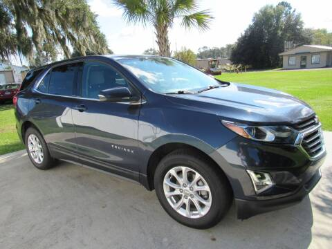 2019 Chevrolet Equinox for sale at D & R Auto Brokers in Ridgeland SC