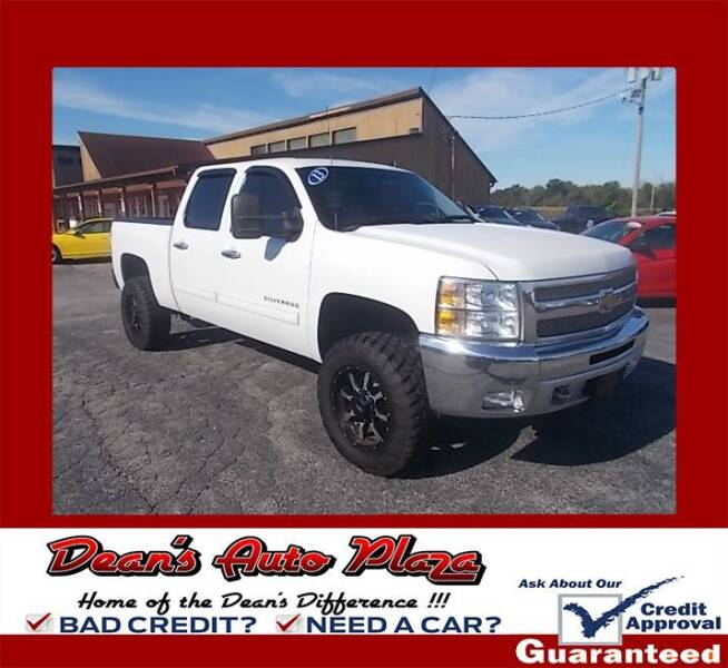 2013 Chevrolet Silverado 1500 for sale at Dean's Auto Plaza in Hanover PA