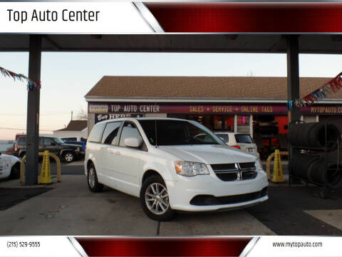 2014 Dodge Grand Caravan for sale at Top Auto Center in Quakertown PA