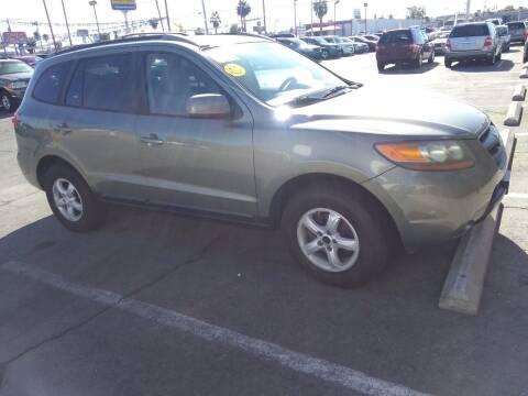 2007 Hyundai Santa Fe for sale at Car Spot in Las Vegas NV