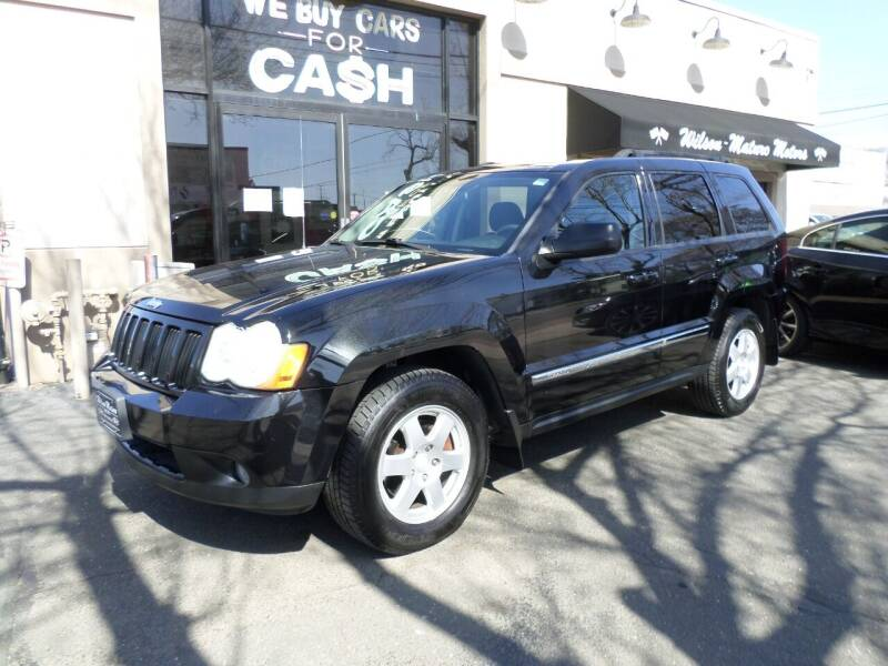 2010 Jeep Grand Cherokee for sale at Wilson-Maturo Motors in New Haven Ct CT