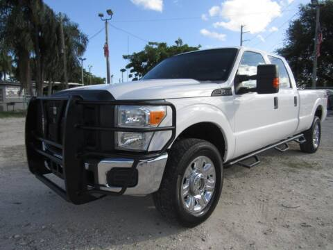2015 Ford F-350 Super Duty for sale at Truck and Van Outlet - Hollywood Inventory in Hollywood FL