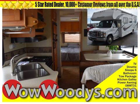 2008 Ford E-Series Chassis for sale at WOODY'S AUTOMOTIVE GROUP in Chillicothe MO