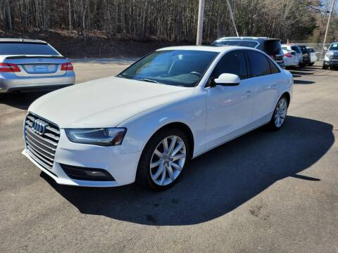 2013 Audi A4 for sale at GA Auto IMPORTS  LLC in Buford GA