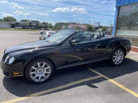 2008 Bentley Continental for sale at River Auto Sales in Tappahannock VA