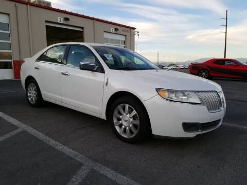 2010 Lincoln MKZ for sale at A.I. Monroe Auto Sales in Bountiful UT