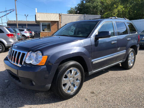2010 Jeep Grand Cherokee for sale at SKY AUTO SALES in Detroit MI