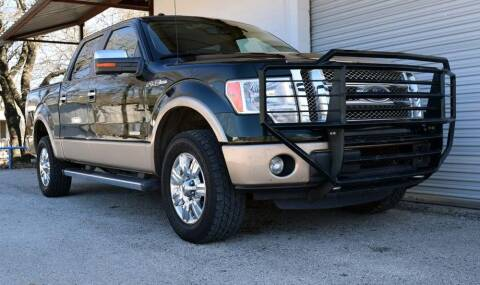 2012 Ford F-150 for sale at BriansPlace in Lipan TX