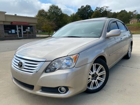 2009 Toyota Avalon for sale at Gwinnett Luxury Motors in Buford GA