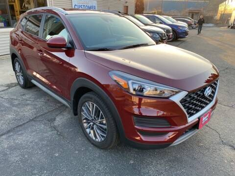 2020 Hyundai Tucson for sale at Variety Auto Sales in Worcester MA