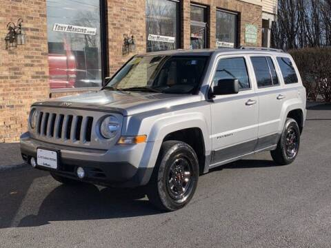 2017 Jeep Patriot for sale at The King of Credit in Clifton Park NY