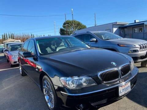 2006 BMW 7 Series for sale at Boktor Motors in North Hollywood CA