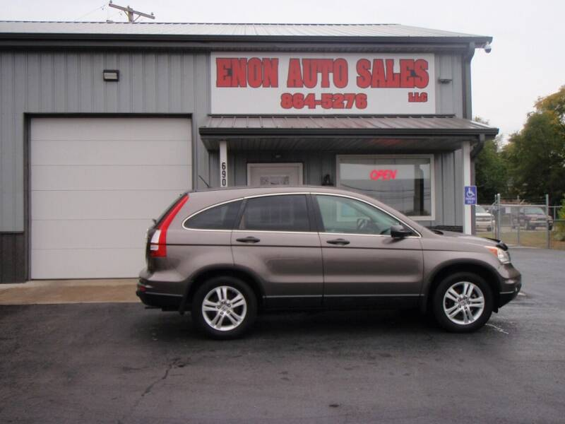 2010 Honda CR-V for sale at ENON AUTO SALES in Enon OH