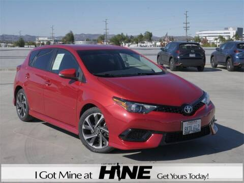 2018 Toyota Corolla iM for sale at John Hine Temecula in Temecula CA